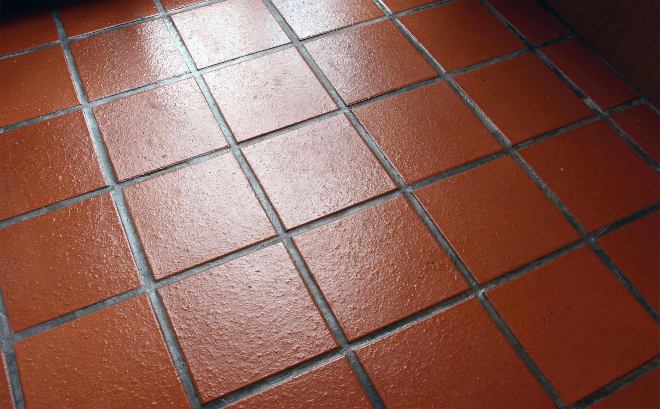 There are tonnes of quarry tile floors in Liverpool.  Often found under other types of more modern flooring, yet once exposed they can clean up great.  We can apply a sealer to quarry tiles.