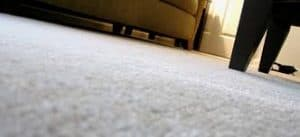 Why bother cleaning the carpet