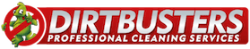 Dirtbusters Cleaners Liverpool logo