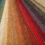 man made carpet sample