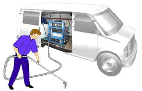 merseyside van mounted cleaner