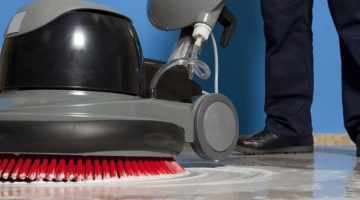 Industrial cleaner Liverpool Wirral Warrington