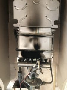 boiler cleaner air