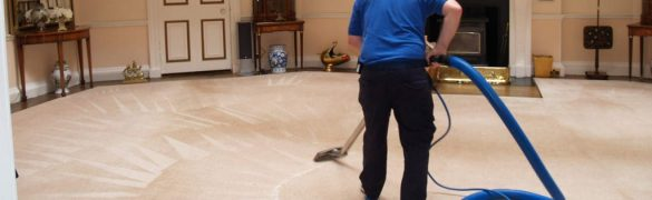 Carpet cleaning company St Helens