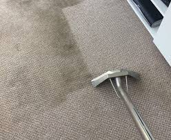 Cleaning a carpet in Manchester for one of our customers