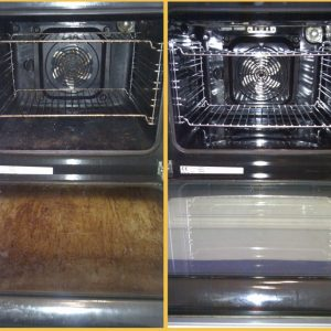 Cooker hob clean Manchester